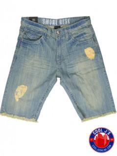 NEW WORLD CLOTHING BASIC DENIM SHORT at Cool J's in Miami
