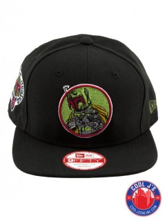 NEW ERA STAR WARS BOUNTY HUNTER SNAP at Cool J's in Miami