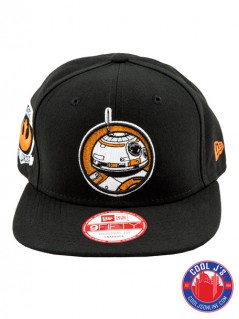 NEW ERA STAR WARS JUSTICE REBEL SNAP at Cool J's in Miami