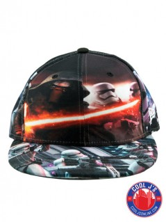 NEW ERA STAR WARS ALL OVER BATTLE ORAWA FITTED at Cool J's in Miami